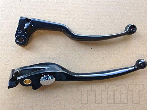 Black brake clutch hand levers for Honda CBR600RR CBR 600 RR 2003 2004 2005 2006 See description for detail