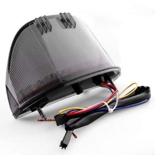 Taillight Turn Signals LED Light Honda CBR600RR 03 04 05 06 CBR1000RR 04-07 Smoke