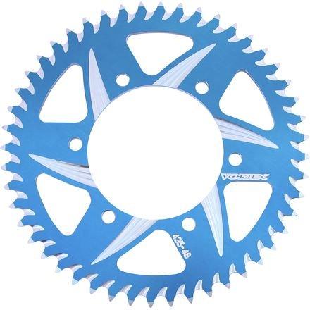 VORTEX - SPROCKETRear Blue 48 Tooth525 Link for HONDA CBR600F4i 01-06 CBR600RR 03-06 07-09 Product code 252ZB-48