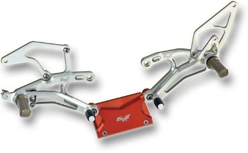 Honda CBR1000RR 08-12 Robby Moto STD Rearsets