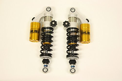 HD 908 Ohlins Shocks for Harley Davidson Sportster XR1200 Models 2009-Newer with FREE Preload Settings
