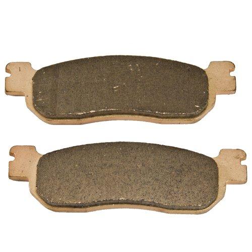 1999-2002 YAMAHA YZF 600 R6 Rear Sintered Brake Pads
