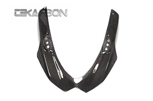Tekarbon Carbon Fiber Upper Fairing for Suzuki GSXR 1000 2009-2015 2x2 Twill Weave