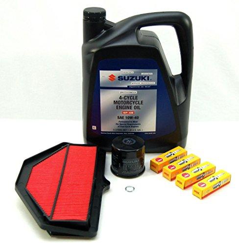 Suzuki OEM Tune Up Kit GSXR600 04-05 GSXR Gixxer 600