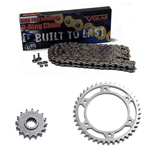 2003-2006 Honda CBR600RR O-Ring Chain and Sprocket Kit - Nickel