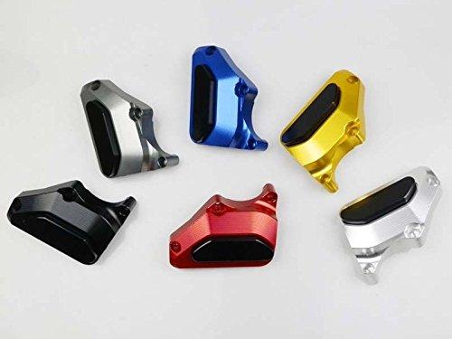 Motorcycle CNC Aluminum Engine Crash Guard Side Protector Cover Frame Slider for 2003-2006 Honda CBR600RR CBR 600 RR CBR 600RR 2004 2005 03-06 Gold