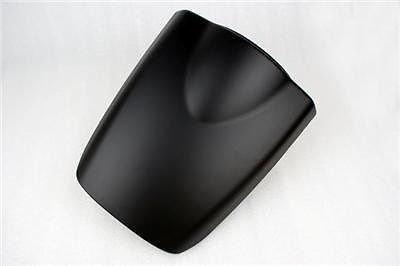 Motorcycle Flat Matte Black Rear Passenger Pillion Hard Seat Cowl ABS Motor Fairing Cover For 2003-2006 Honda CBR600RR CBR 600 RR 600RR F5 2004 2005 03-06