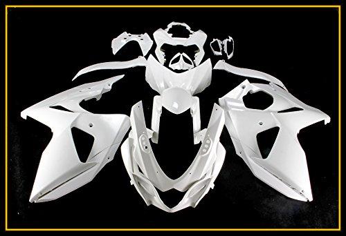Protek Unpainted ABS Plastic Injection Mold Full Fairings Set Bodywork Cowl for 2009 2010 2011 2012 2013 2014 2015 2016 Suzuki GSXR1000 GSXR 1000 K9