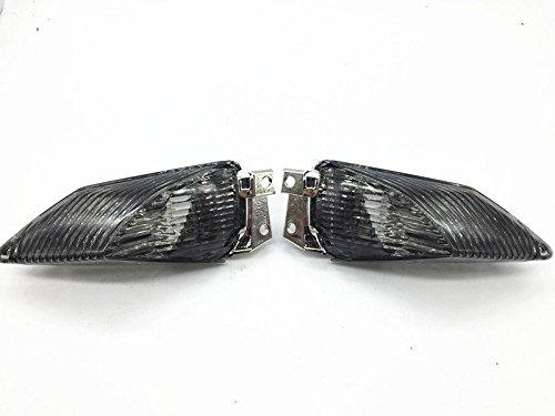 Rear Turn Signals Light Indicator Blinker Lens Case For Suzuki GSXR 1000 K9 2009 2010