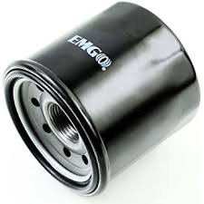 Black Spin-On Oil Filter for Suzuki GSR 600 2006-2010