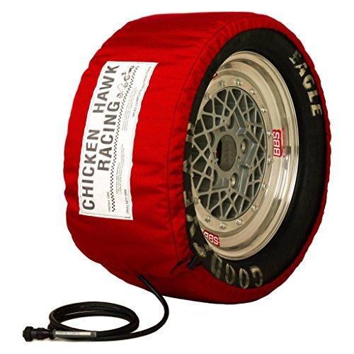 Chicken Hawk Racing A-DTC-1688-92 - Auto Digital Pro-Line Model Tire Warmers - Width 16 406mmCircum 88-92 2230-2330 mm