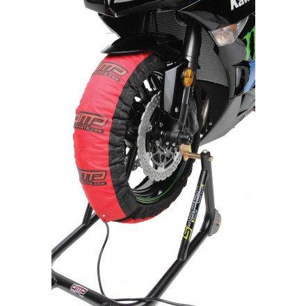 DMP Slingshot Tire Warmers - Kit ARed