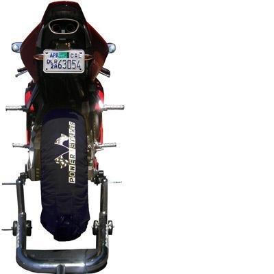 Powerstands Tire Warmers - Black TW-SBK-BLK