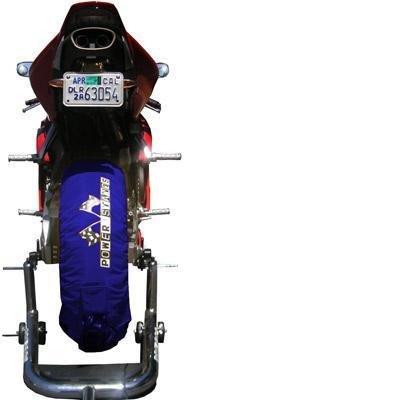 Powerstands Tire Warmers - Blue TW-SBK-BLU