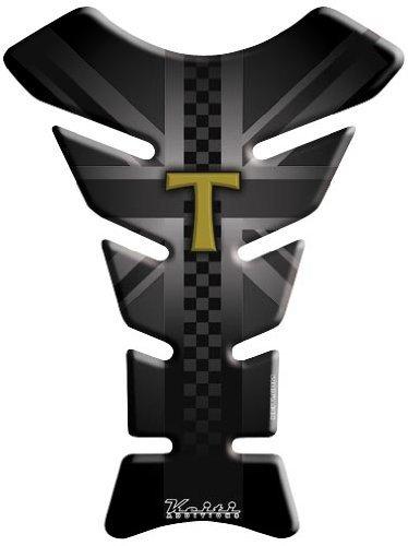 Keiti Triumph T Tank Pad - Black