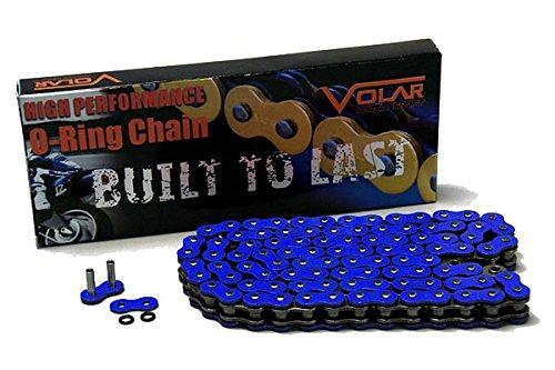 1998-2003 Honda Shadow ACE 750 VT750 O-Ring Chain - Blue