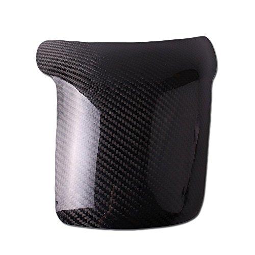 GZYF New For DUCATI 1098848 Carbon Fiber Fuel Gas Tank Cover Protector Black