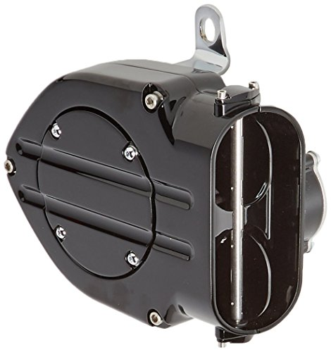 Kuryakyn 9987 Black Hypercharger Air Filter Kit