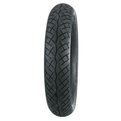 10090-19 57V Bridgestone Battlax BT45 V-Rated Front Motorcycle Tire for Kawasaki W650 EJ650 2000-2001