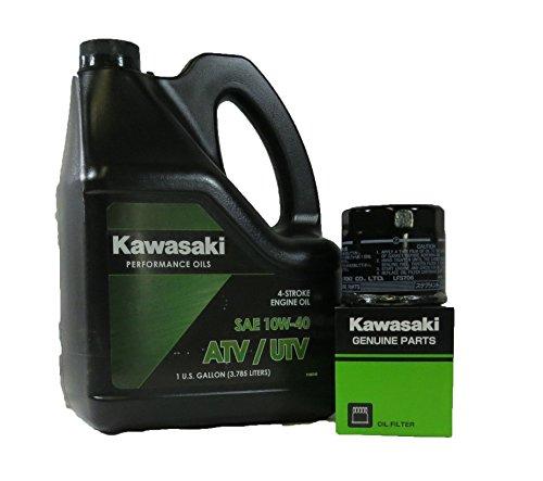2001 Kawasaki Mule 2510 Diesel Gallon Oil Change Kit