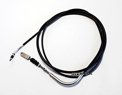 KAWASAKI MULE 2510 3010 4010 Diesel Throttle Cable New OEM  54012-1613