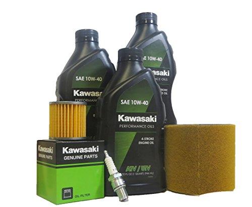 2003-2013 Kawasaki Bayou 250 Complete Maintenance Kit