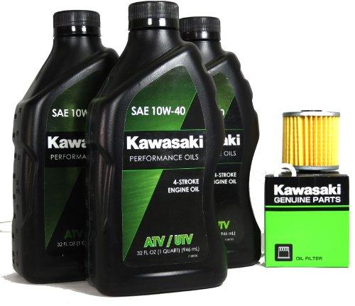 2008 Kawasaki BAYOU 250 Oil Change Kit