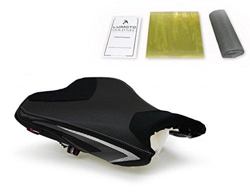 Kawasaki ZX6R 2013-2016 Luimoto Team Kawasaki Seat Cover For Rider  Gel Pad