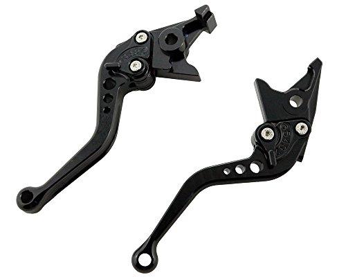 GZYF Short Brake Clutch Levers For HONDA 2003 2004 2005 2006 CBR 600RR F5  2002 2003 CBR 954RR