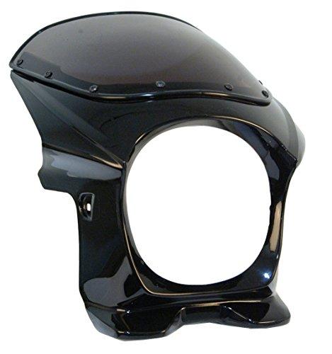 Emgo Venom Upper Cafe Fairing Windshield Suzuki GN 125 250 400 GR650 Tempter