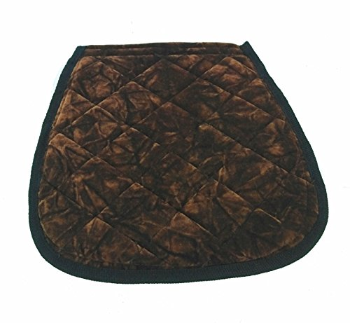 Butt Buffer BF01308BR-S Motorcycle Seat Pad and Cover