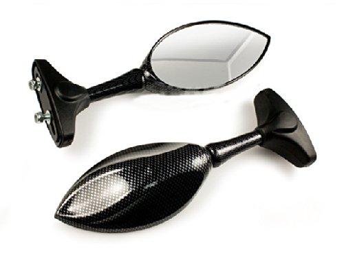 YAMAHA YZF600 2006 YZF600R 2007 2008 R6 2007 FZR600 FZR1000 Carbon look Mirrors