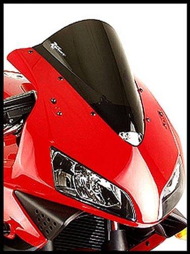 Zero Gravity Double Bubble Dark Smoke Windscreen Honda CBR 1000 RR 2004-2007