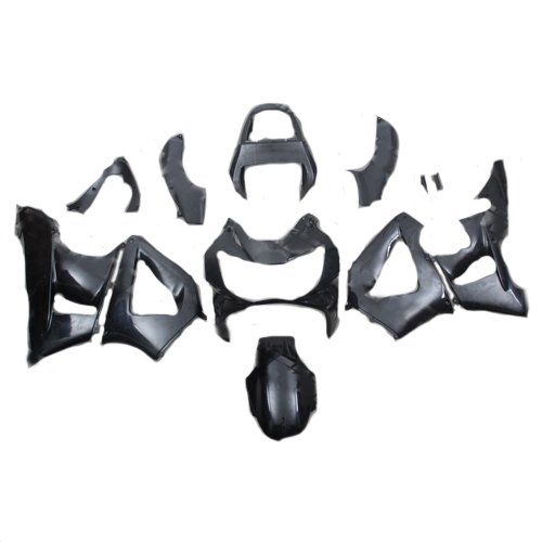 Injection Mold Unpainted for Honda CBR 929 RR CBR929RR 2000 2001 Bodywork ABS Fairing Set Plastic Body Work Kit - Free Gifts - Heat Shield - Windscreen