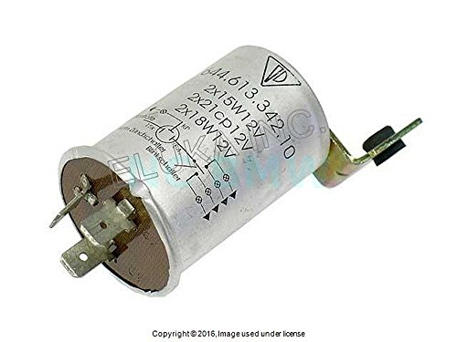 Porsche 56-65 Turn Signal Relay 12 Volt OEM