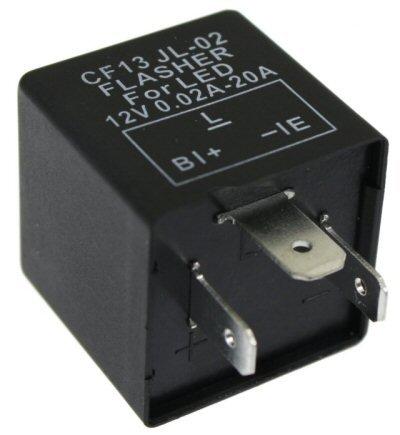 ScootsUSA 138-110-6738 LED Turn Signal Relay