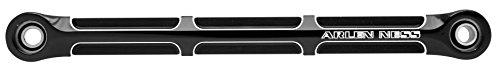 Arlen Ness Black Beveled Round Shift Rod