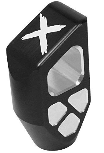 ModQuad CA-SHIFT-X3-BLK Gear Shift Knob - Grip - Black