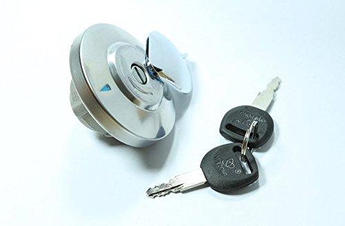 Motorcycle Gas Tank Cap Lock Keys for Yamaha Vstar 650 1100 Honda Rebel CMX 250 Shadow Aero VT750 VLX VT 600 Magna