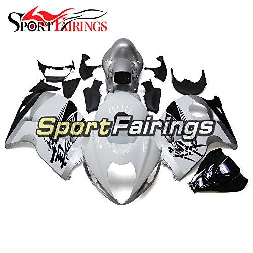 Sportfairings Motorbike Fairing Kit For Suzuki GXSR1300 GSX-R GSXR 1300 Hayabusa 2008 2009 2010 2011 2012 2013 2014 2015 Injection ABS Plastic Black White Cowling