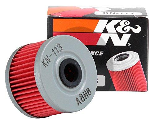 K&N KN-113 Honda Powersports High Performance Oil Filter