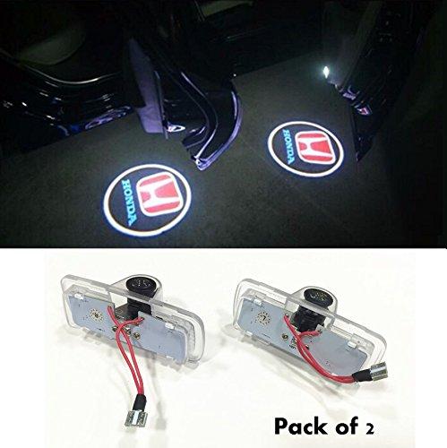 Ronben Car LED Door Courtesy Logo Light Shadow Laser Projector LED Welcome Light 5W For Honda