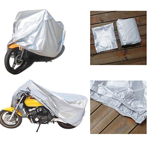 M-QS Motorcycle Cover For Kawasaki ZX10R ZX 10R Ninja Motorcycle