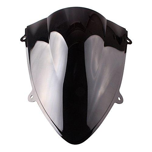GZYF New Smoke Windscreen Windshield Fit Kawasaki Ninja Ex250 250r 08 09 10 11 12 2008 2009 2010 2011 2012