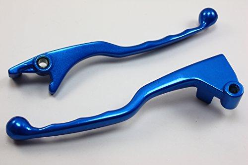 Kawasaki Ninja EX250 Blue Brake CLUTCH LEVER 1987-2003 2004 2005 2006 2007