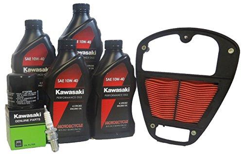 2007-2013 Kawasaki Vulcan 900 Custom Complete Maintenance Kit