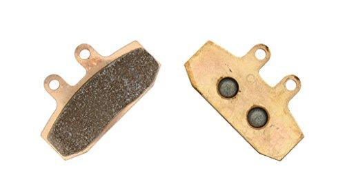 CNBK Front Sintered Disc Brake Pads for MOTO-MORINI Street 501 Excalibur 87up 1987up 1 Pair2 Pads