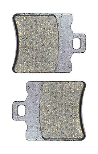 CNBK Rear Brake Shoe Pads Semi-Metallic for MOTO-MORINI Street Bike 750 Indiana 88up 1988up 1 Pair2 Pads