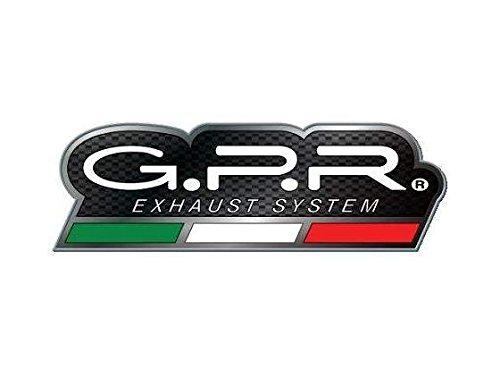 MOTO MORINI GRAN PASSO 200811 STREET LEGAL SLIP-ON EXHAUST SYSTEM GPR GPE EVO TITANIUM