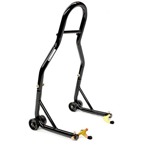 Venom Motorcycle Rear Swingarm Spool Wheel Lift Stand For Kawasaki Ninja 650R 2006-2011